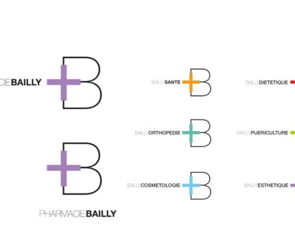 PH BAILLY / Identité Visuelle
