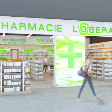 Pharmacie L'OSERAIE