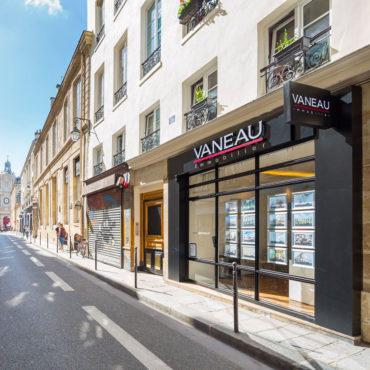 VANEAU Immobilier – Marais