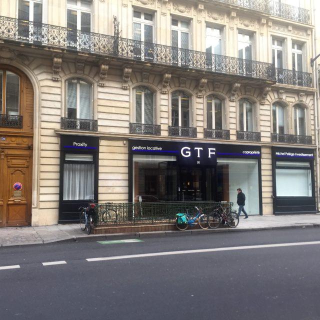 GTF – Siège social
