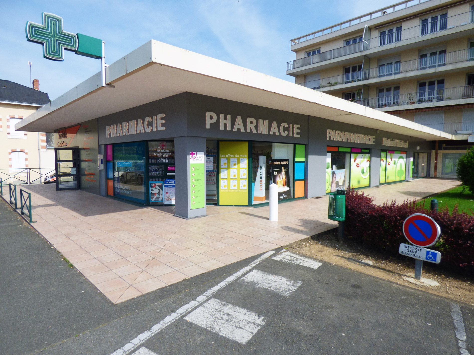 Pharmacie du Maine
