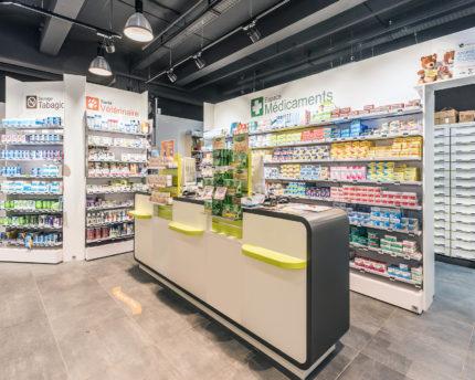 Pharmacie BREUZIN