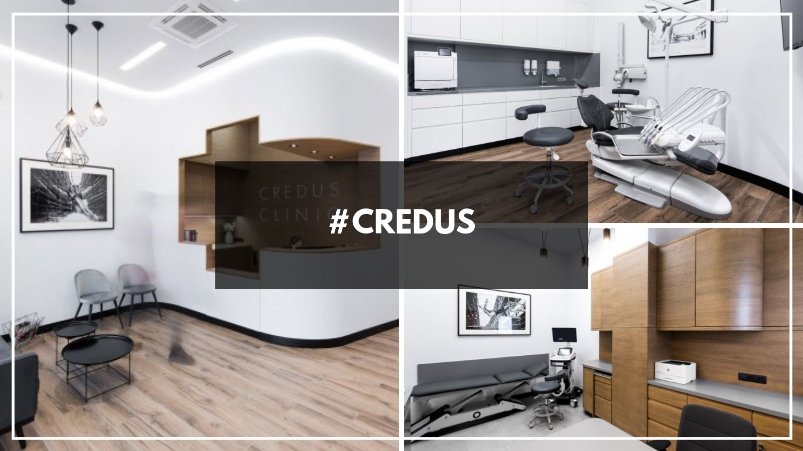 credus clinic un cabinet m dical contemporain et ultra moderne toolbox. Black Bedroom Furniture Sets. Home Design Ideas
