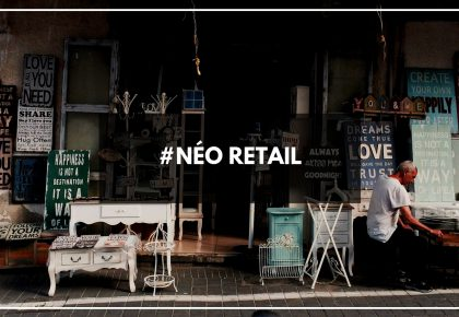 Le retail est mort, vive le néo-retail !