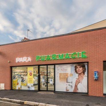 Un transfert de pharmacie réussi à Asnières-sur-Oise (95)