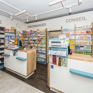 CAHUZAC-SUR-VERE : l'agencement de la pharmacie de la Vère est terminé !