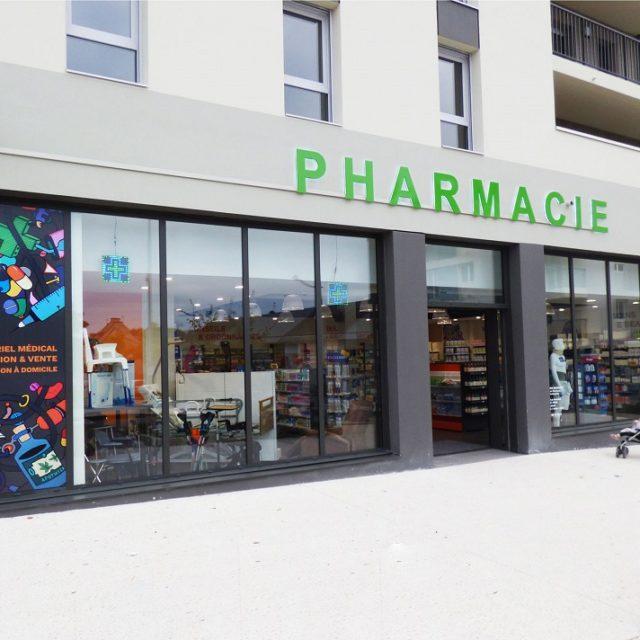 REDON : la pharmacie Montagut ouvre ses portes après son transfert