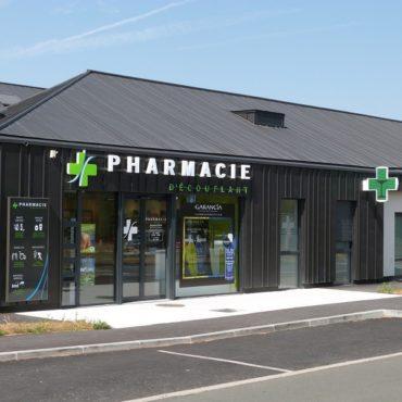 Écouflant : la pharmacie Poitevin au cœur du pôle médicosocial