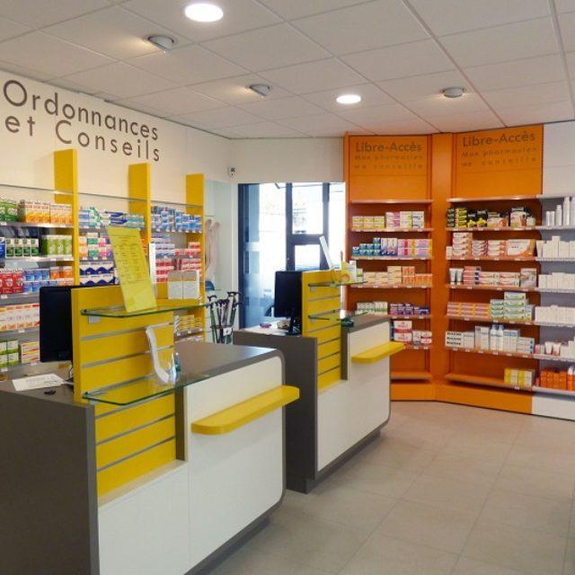 Varennes-sur-Loire : le succès du transfert de la pharmacie Girault