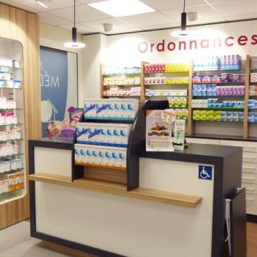 Saint-Étienne-du-Bois : la transformation de la pharmacie Locteau