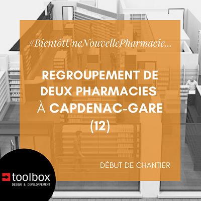 Aveyron : deux pharmacies se regroupent à Capdenac-Gare
