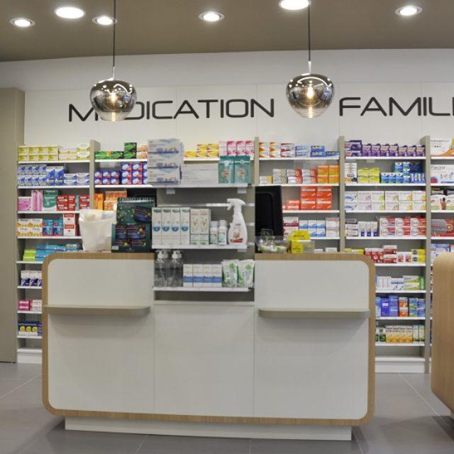 Regroupement de pharmacies sud-ouest : la pharmacie centrale de Rodez s'est offert un nouvel agencement