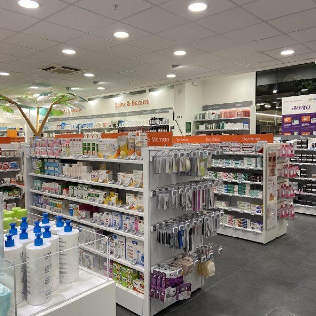 Boufféré (85) : la pharmacie BRIEAU dévoile son nouvel aménagement